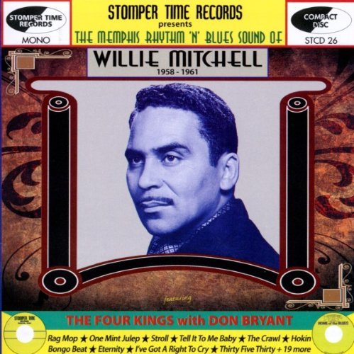 Willie Mitchell Memphis Rhythm 'n' Blues Sound Import Gbr