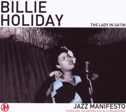 Billie Holiday Lady In Satin Import Gbr
