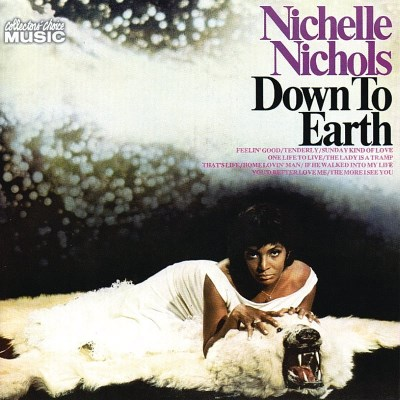 Nichols Nichelle Down To Earth Import Hkg Incl. Bonus Tracks