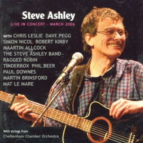 Steve Ashley Live In Concert Import Gbr