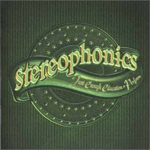 Stereophonics Just Enough Education To Perfo Import Eu