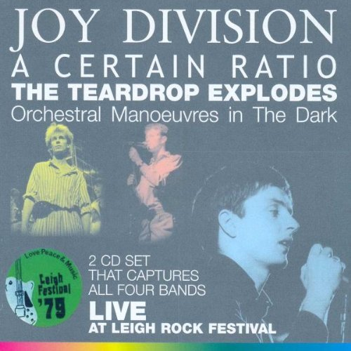Joy Division & Guests Leigh Rock Festival 1979