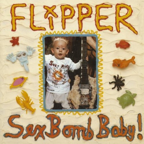 Flipper Sex Bomb Baby Import Gbr