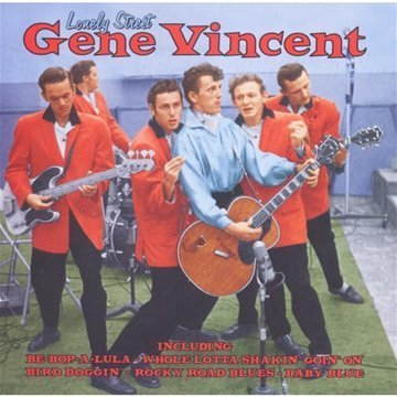 Gene Vincent Lonely Street Import Gbr