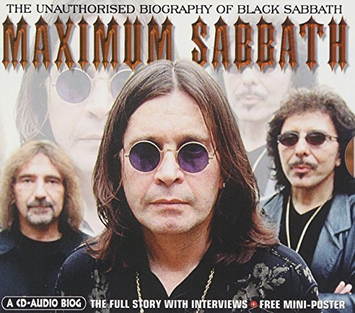 Black Sabbath Maximum Sabbath Import Incl. 8 Pg. Booklet