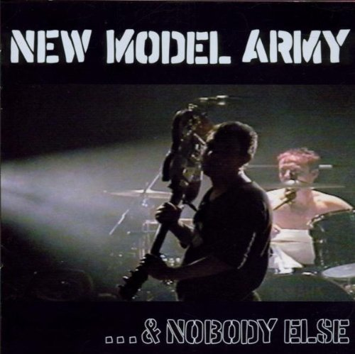 New Model Army & Nobody Else Import Gbr 2 CD
