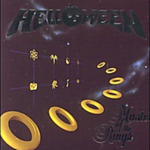 Helloween Master Of The Rings Import Gbr