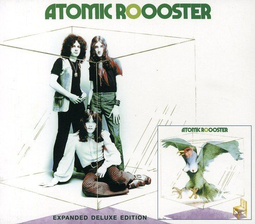 Atomic Rooster Atomic Rooster Import Gbr Incl. Bonus Tracks