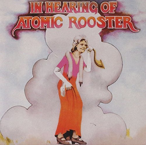Atomic Rooster In Hearing Of Import Gbr
