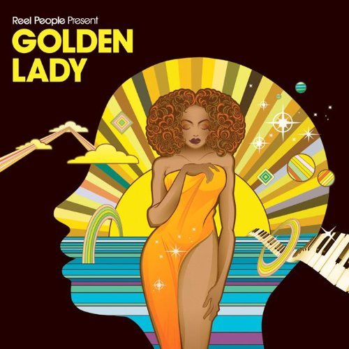 Reel People Present Golden Lady Import Gbr