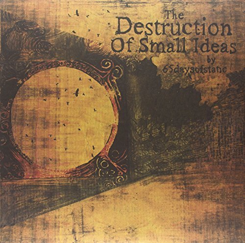 65daysofstatic Destruction Of Small Ideas 2 Lp
