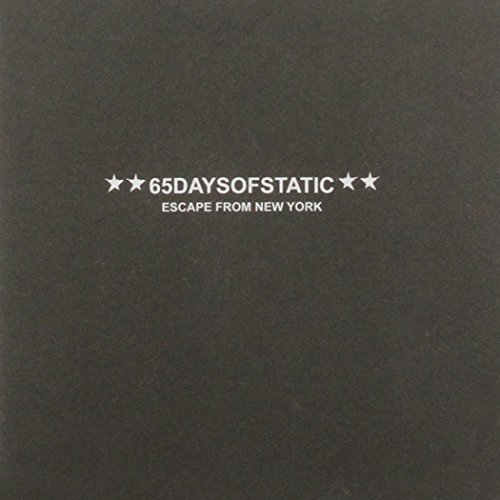 65daysofstatic Escape From New York Incl. DVD