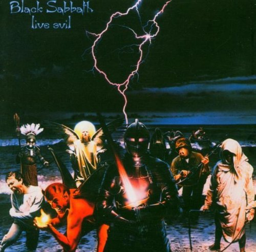 Black Sabbath Live Evil Import Gbr