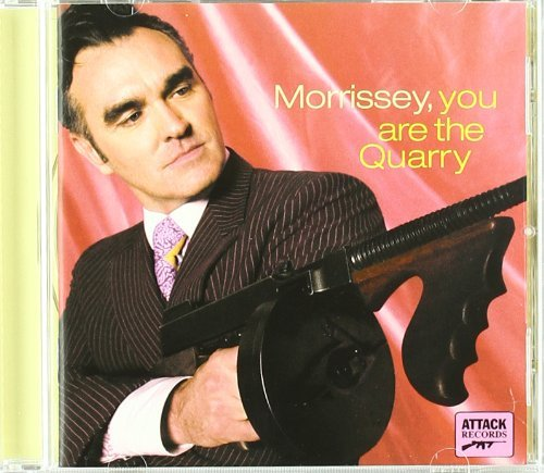 Morrissey You Are The Quarry Import Eu