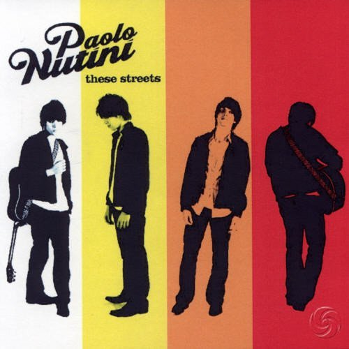 Paolo Nutini These Streets Import Eu