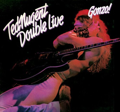 Nugent Ted Double Live Gonzo Import Gbr Remastered