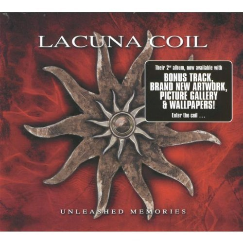 Lacuna Coil Unleashed Memories Import Eu