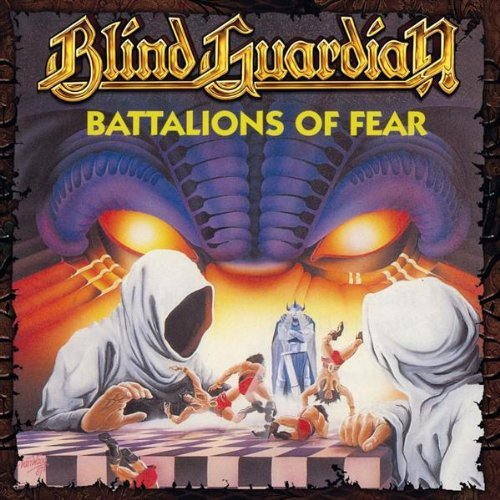 Blind Guardian Battalions Of Fear Import Gbr
