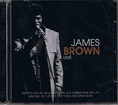 James Brown James Brown Live 2 CD