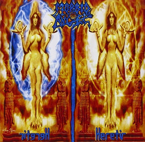Morbid Angel Heretic Import Eu