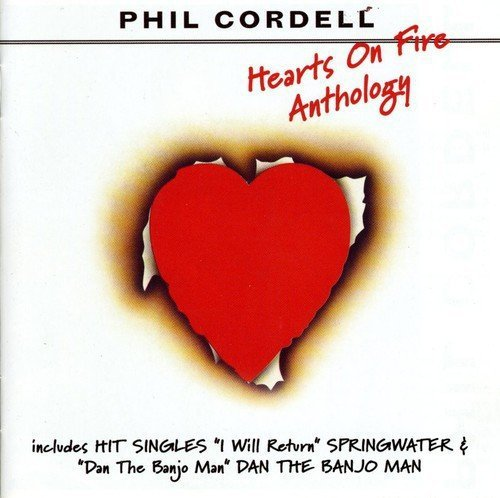 Phil Cordell Hearts On Fire Anthology Import Gbr
