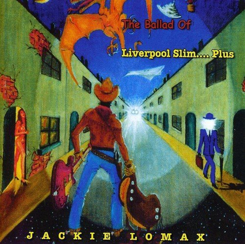 Jackie Lomax Ballad Of Liverpool Slim..Plus