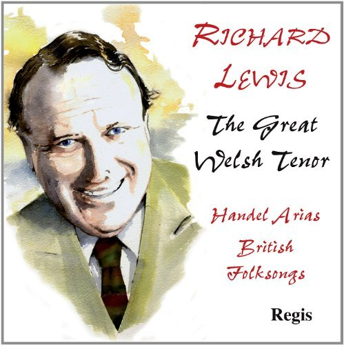Richard Lewis Great Welsh Tenor