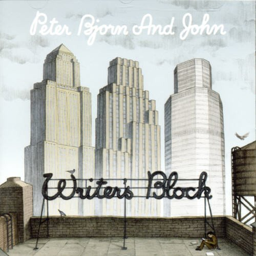 Peter Bjorn & John Writer's Block Import Gbr