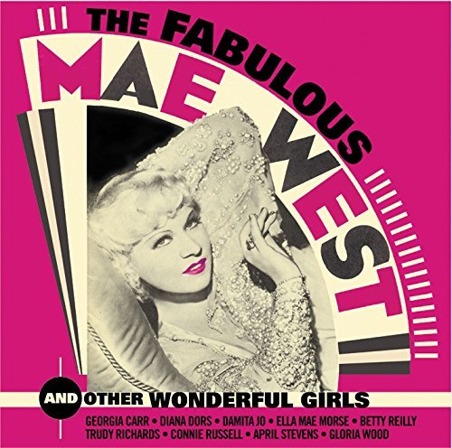 Mae West Fabulous Mae West & Other Wond