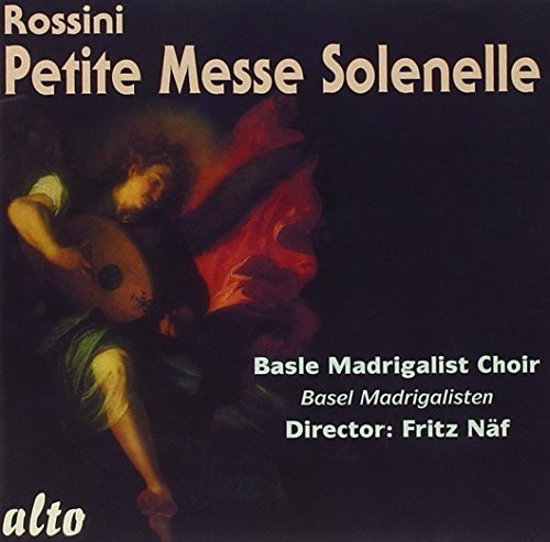 Gioachino Rossini Petite Messe Solennelle Basel Madrigal Choir