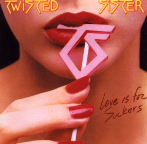 Twisted Sister Love Is For Suckers Import Gbr Incl. Bonus Tracks