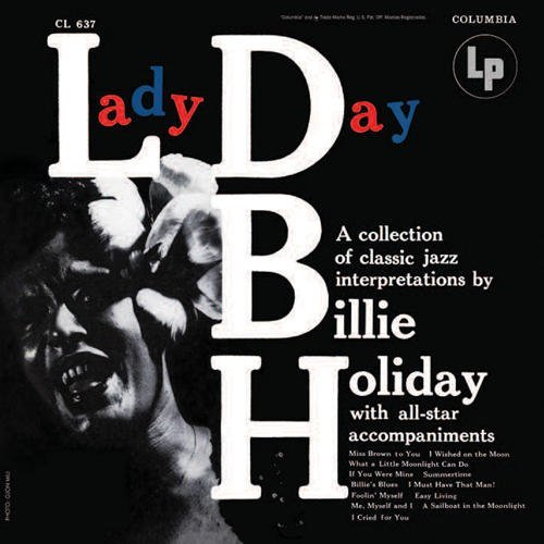 Billie Holiday Lady Day 180gm Vinyl