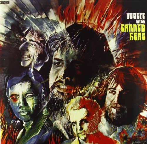Canned Heat Boogie With Canned Heat 180gm Vinyl Boogie With Canned Heat