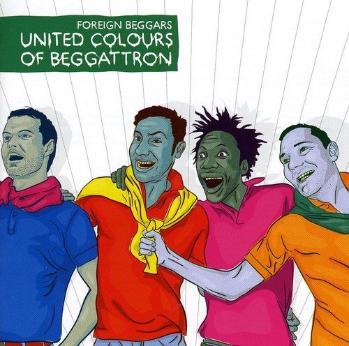 Foreign Beggars United Colours Of Beggattron Import Gbr