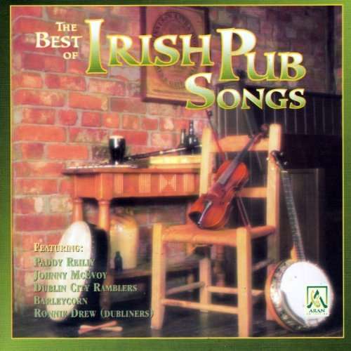 Best Of Irish Pub Songs Best Of Irish Pub Songs