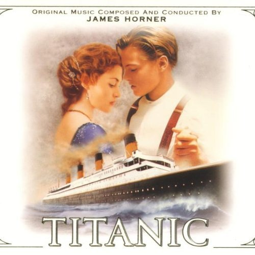 Horner James Titanic Import Gbr 2 CD Set