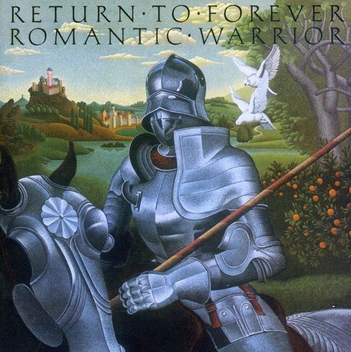 Return To Forever Romantic Warrior Import Gbr