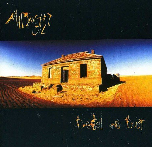 Midnight Oil Diesel & Dust Import Gbr Bonus Track