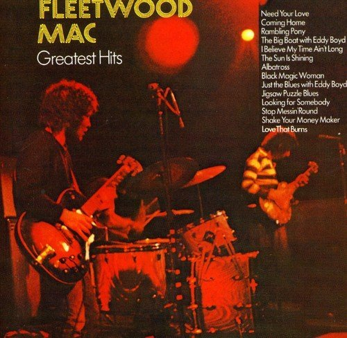 Fleetwood Mac Greatest Hits Import Eu