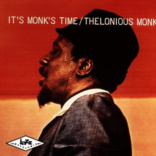 Thelonious Monk It's Monk's Time Import Fra