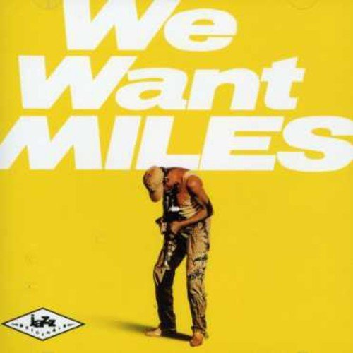 Miles Davis We Want Miles Import Fra