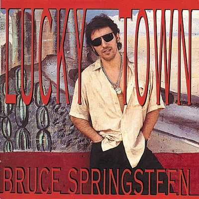 Bruce Springsteen Lucky Town Import Eu