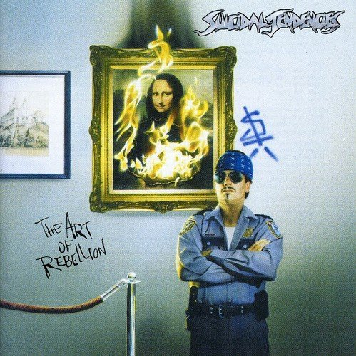 Suicidal Tendencies Art Of Rebellion Import Eu