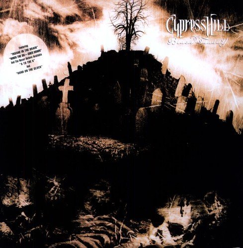 Cypress Hill Black Sunday Import 2 Lp Set