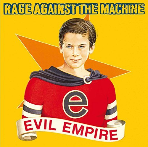 Rage Against The Machine Evil Empire 180gm Vinyl