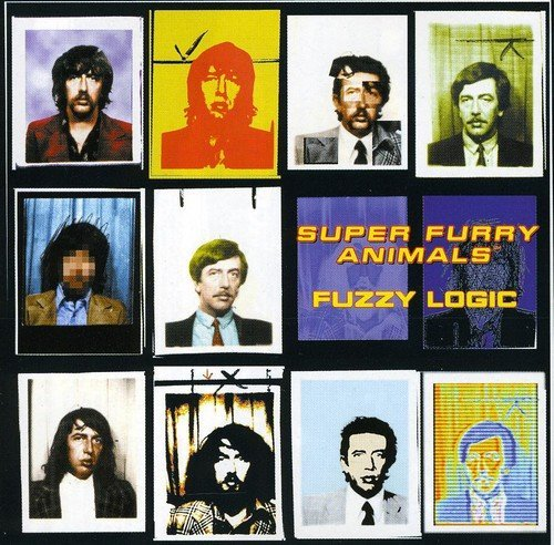 Super Furry Animals Fuzzy Logic Import Eu