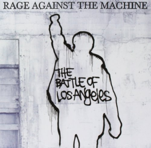 Rage Against The Machine Battle Of Los Angeles Import Gbr