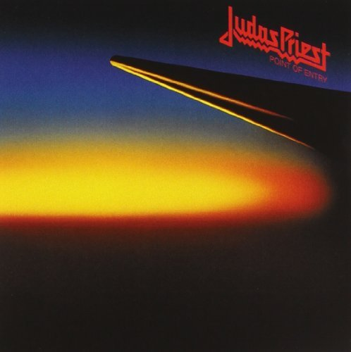 Judas Priest Point Of Entry Import Gbr Incl. Bonus Tracks