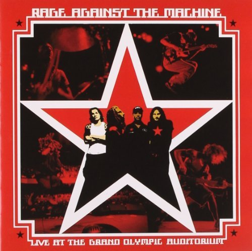 Rage Against The Machine Live At The Grand Olympic Audi Import Gbr Import Eu