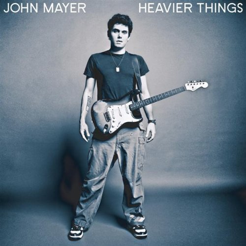 John Mayer Heavier Things Import Gbr Import Eu